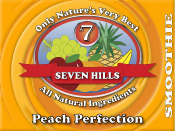 Seven Hill Peach Smoothie